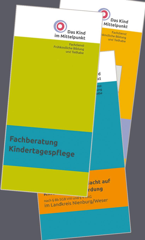 Faltblatt-Serie Landkreis Nienburg 2015