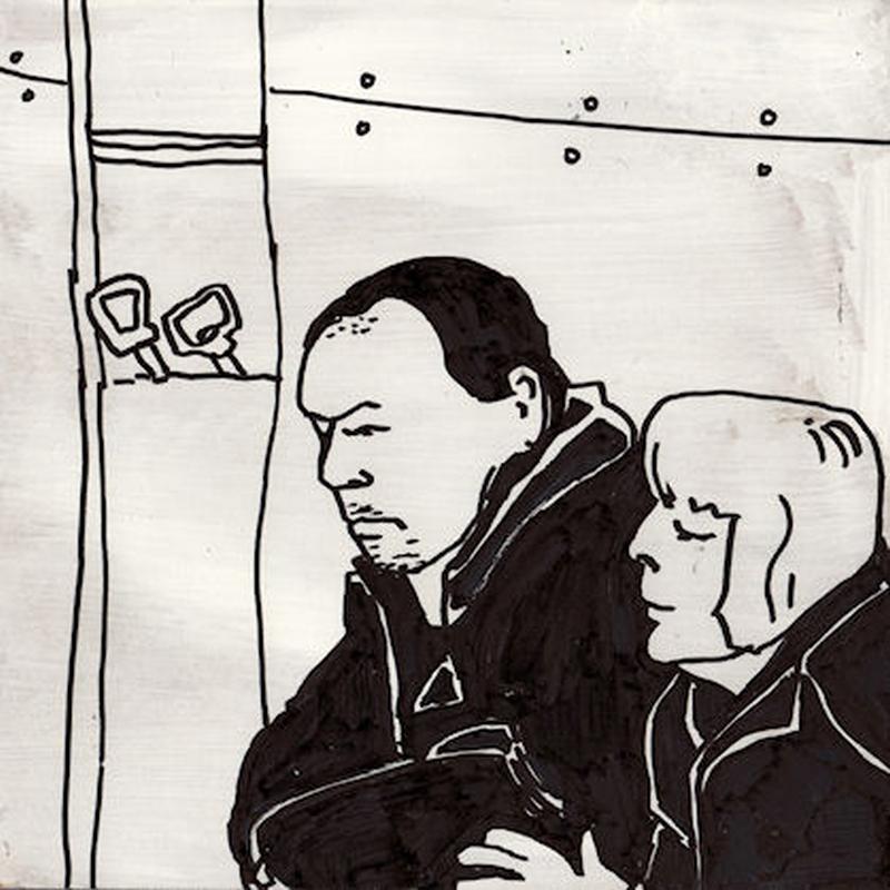 Reisende 6, Überfahrt