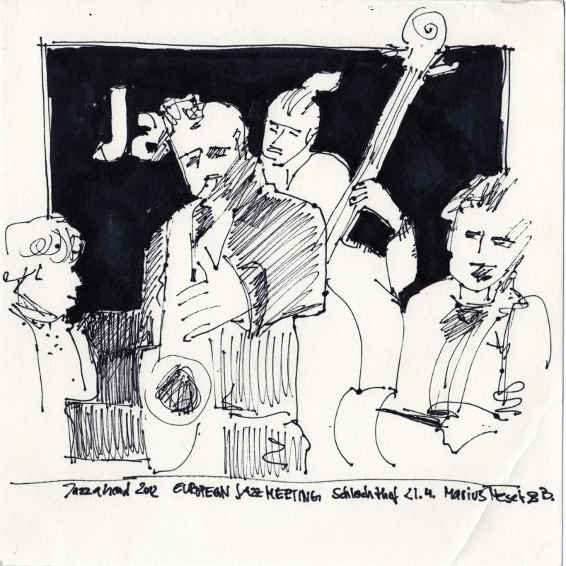 Jazz Ahead Festival-Konzert 1